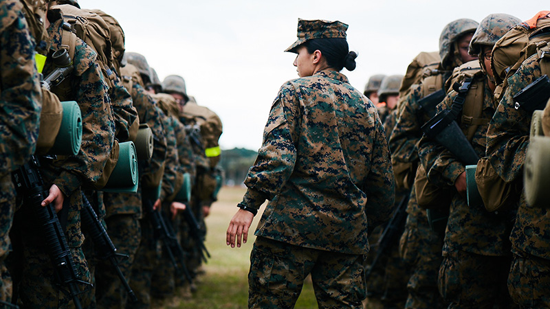 Military Career FAQ | My Future | Common Military Questions
