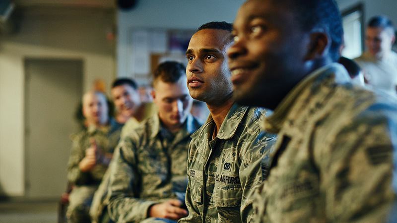 Military Career FAQ   My Future   Common Military Questions